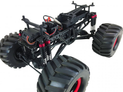 CEN HL150 Monster Truck 4WD Solid Axle 1/10 RTR