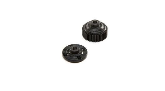 Housing & Cap, G2 Gear Diff: 22