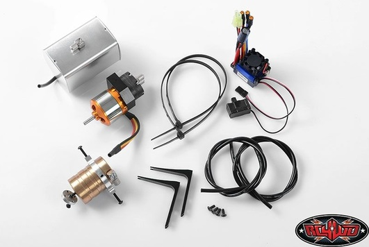 Hydraulic Actuation Starter Kit  (System 2)
