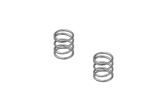 JR128-R01 Steel Springs For Damper Plates-