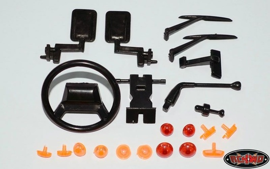 Land Rover Defender D90 Hard Body Spare Parts Assortment