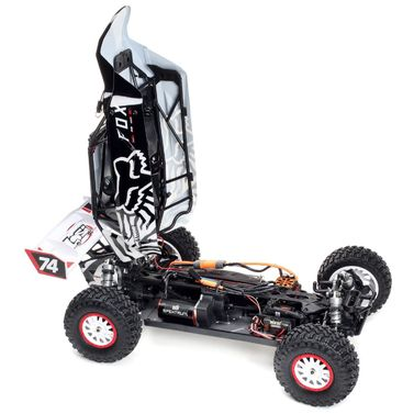 Losi Tenacity DB Elektro Brushless Buggy 4WD 1:10 RTR Fox Racing