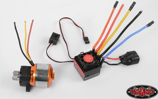 Mini Hydraulic Oil Pump with Brushless 40A Motor/ESC