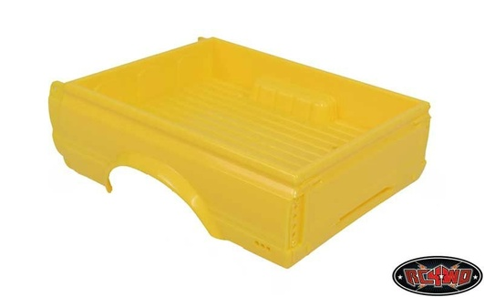 Mojave Rear Bed (Yellow)