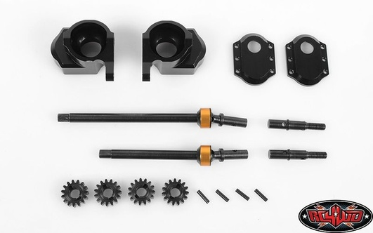 RC4WD Portal Front Axles for Yota Axles (First Gen)