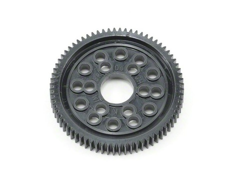 Spur Gear 48DP 72T