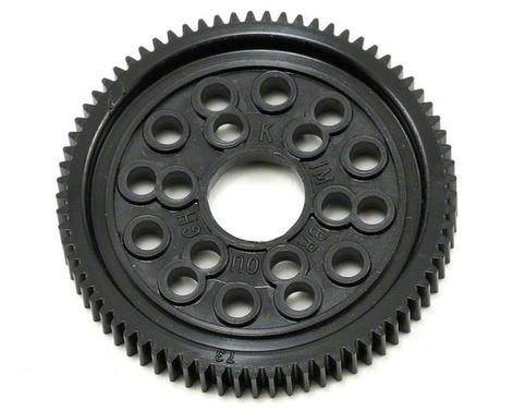 Spur Gear 48DP 73T