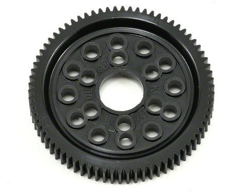 Spur Gear 48DP 74T