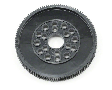 Spur Gear 64DP 124T
