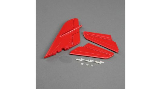 Tail Set w/ Accessories: UMX Mig 15 BNF