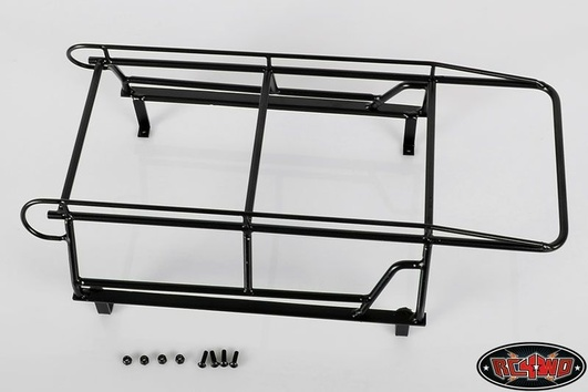 Tough Armor Contractor Truck Rack for Mojave Body